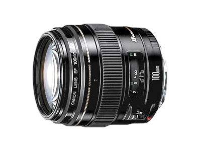 Canon EF 100mm f/2 USM – Test / Avis