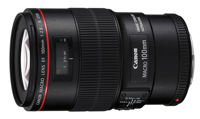 Canon EF 100mm f/2.8 L Macro IS USM – Test / Avis