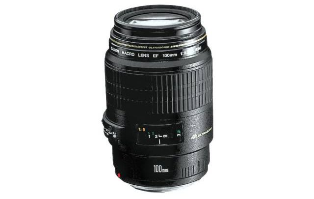 Canon EF 100mm f/2.8 Macro USM – Test / Avis