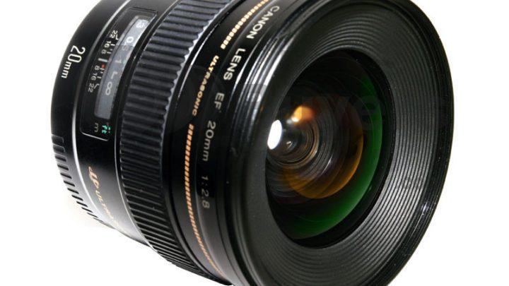 Canon EF 20mm f/2.8 USM – Test / Avis