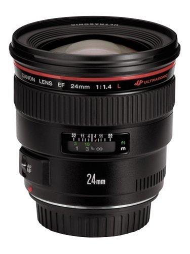 Canon EF 24mm f/1.4L USM – Test / Avis