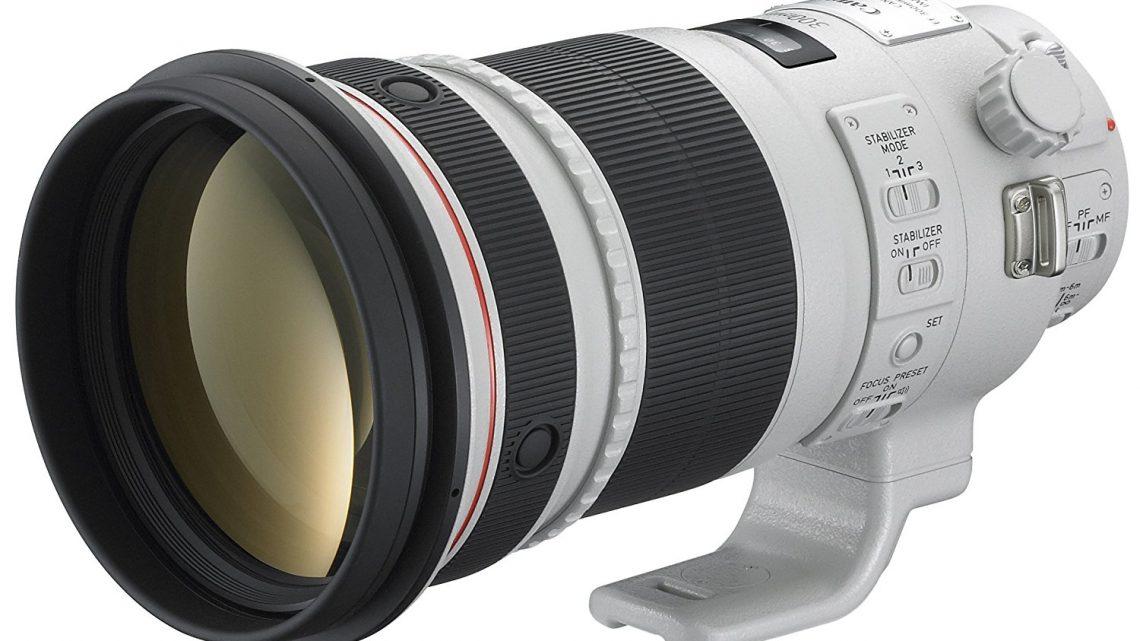 Canon EF 300mm f/2.8L IS USM – Test / Avis