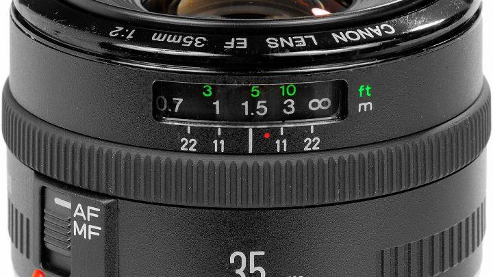 Canon EF 35mm f/2 – Test / Avis