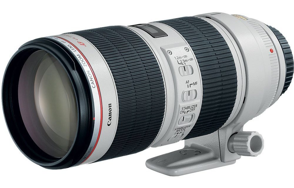 Canon EF 70-200mm f/2.8L IS USM – Test / Avis