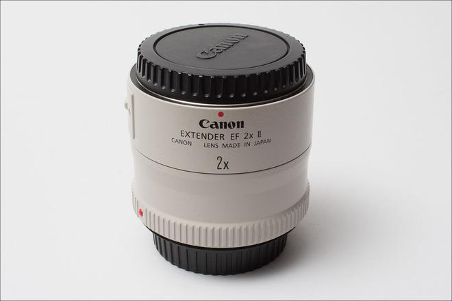 Canon EF Extender 2x II – Test / Avis
