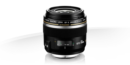 Canon EF-S 60mm f/2.8 Macro USM – Test / Avis