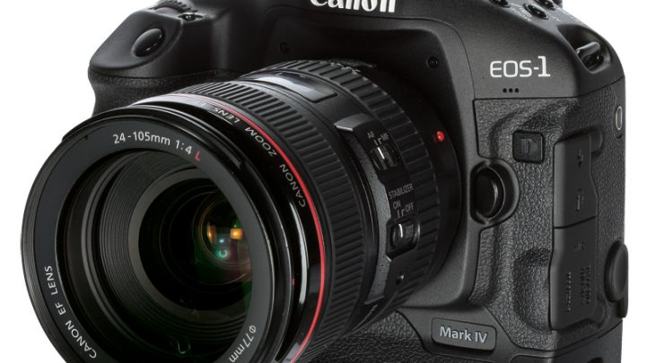 Canon EOS-1D Mark IV – Test / Avis