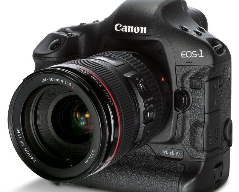 Canon EOS-1D Mark IV – Test / Avis