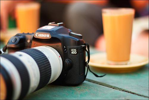 Canon EOS 40D – Test / Avis