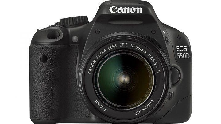 Canon EOS 550D – Test / Avis