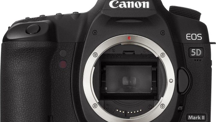 Canon EOS 5D Mark II – Test / Avis