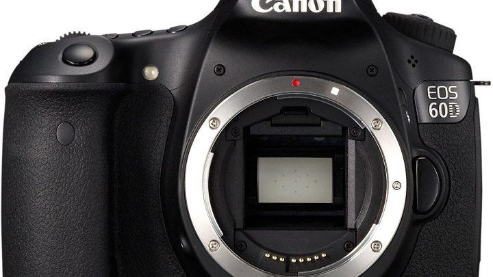 Canon EOS 60D – Test / Avis
