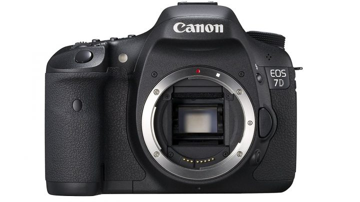 Canon EOS 7D – Test / Avis