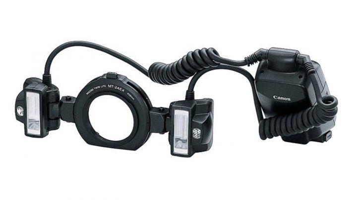 Canon Macro Twin Lite MT-24EX – Test / Avis