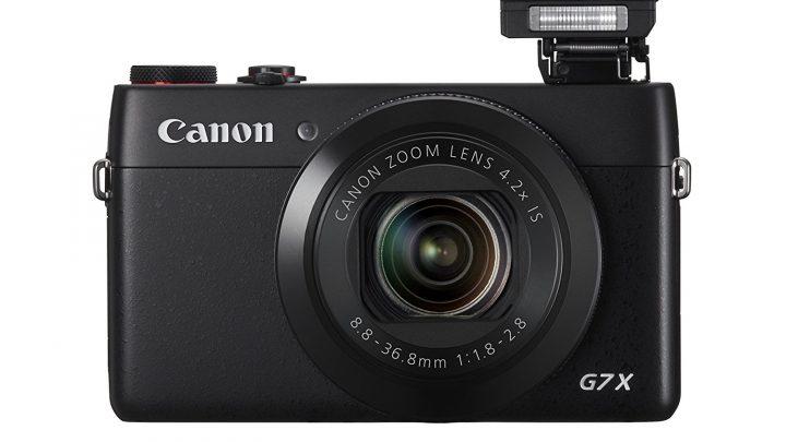 Canon PowerShot G 7 – Test / Avis
