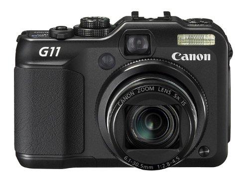 Canon PowerShot G11 – Test / Avis