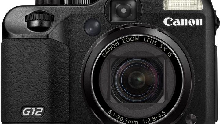 Canon Powershot G12 – Test / Avis