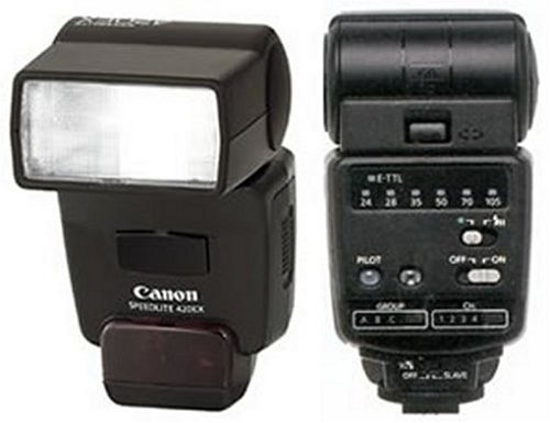 Canon Speedlite 420EX – Test / Avis