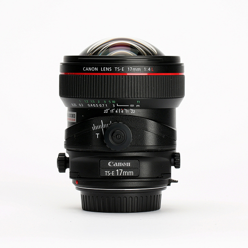 Canon TS-E 17mm f/4 L – Test / Avis