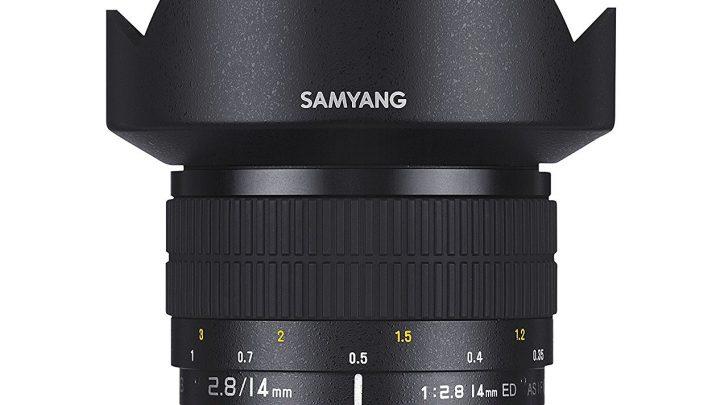 Samyang 14mm F/2.8 IF ED UMC Asphérique – Test / Avis