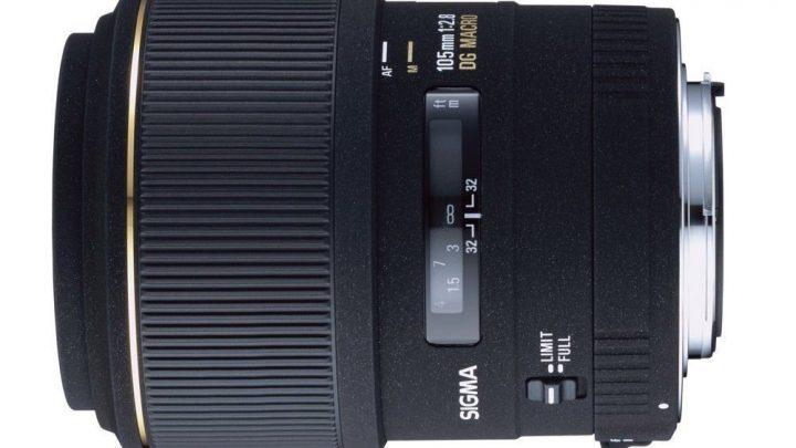 Sigma 105mm f/2.8 DG Macro EX – Test / Avis