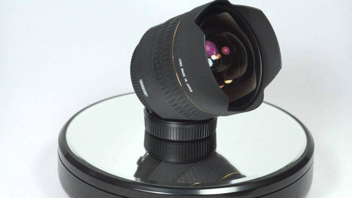 Sigma 14mm f/2,8 Asphérique EX – Test / Avis