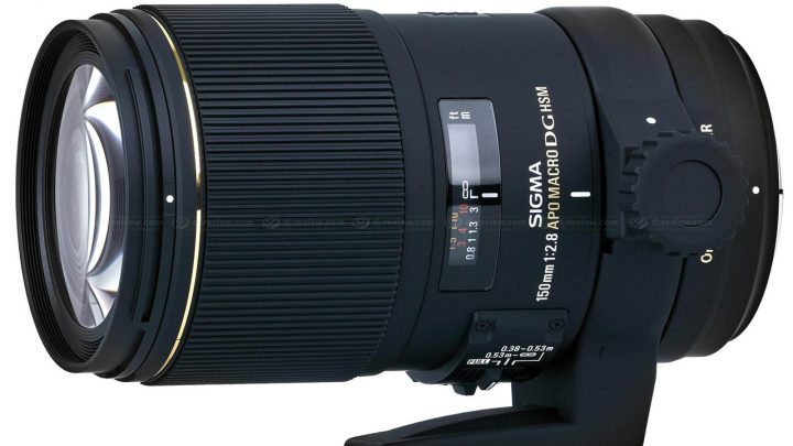 Sigma 150mm f/2.8 DG APO Macro EX – Test / Avis