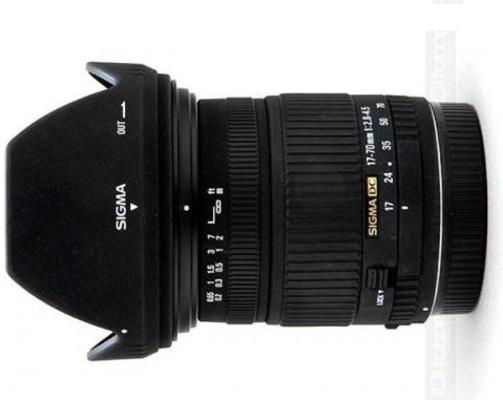 Sigma 17-70mm F2.8-4.5 DC Macro – Test / Avis