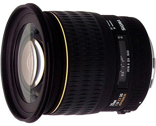 Sigma 20mm f/1.8 DG Asphérique EX – Test / Avis