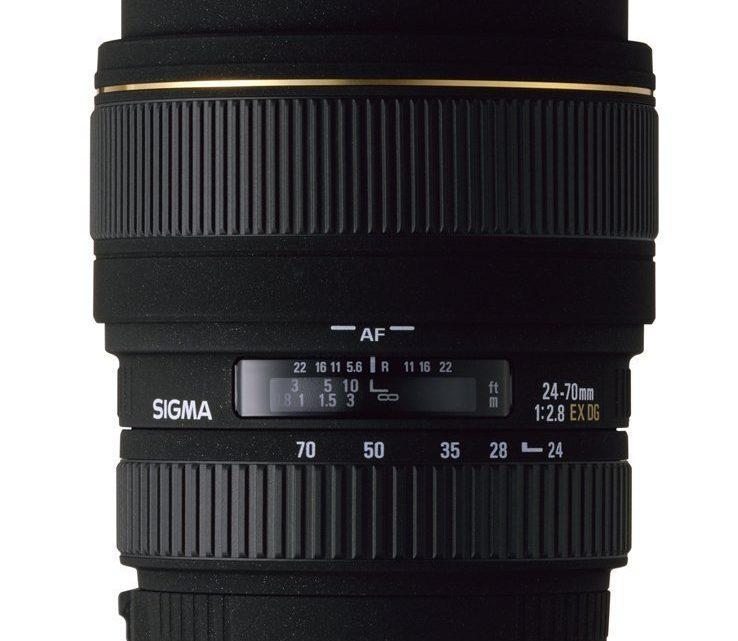 Sigma 24-70mm f/2.8 DG Macro EX – Test / Avis