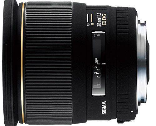 Sigma 24mm f/1.8 DG Asphérique EX – Test / Avis
