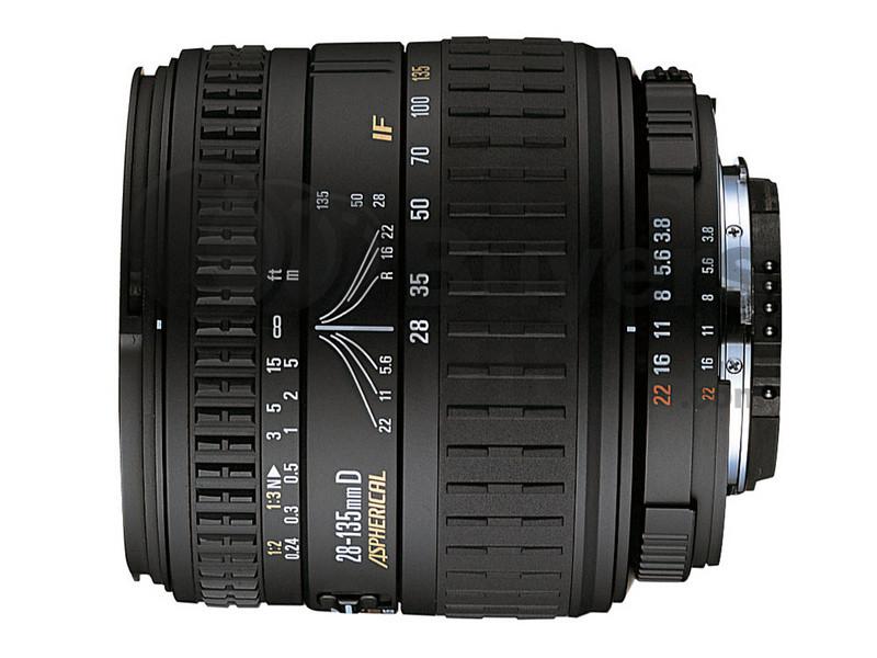 Sigma 28-135mm f/3.8-5.6 IF Asphérique Macro – Test / Avis