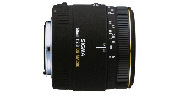 Sigma 50mm f/2.8 DG Macro EX – Test / Avis