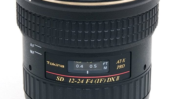 Tokina AF 12-24mm f/4 AT-X Pro DX – Test Avis