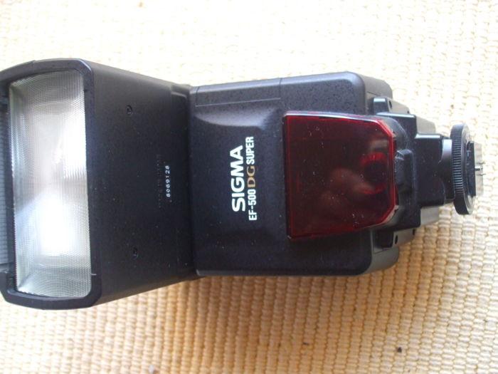 Sigma EF-500 DG Super – Test / Avis